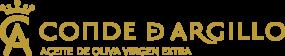 Conde de Argillo – El mejor AOVE – Aceite de Oliva Virgen Extra Logo